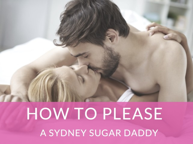 A Daddy How To Please Sugar